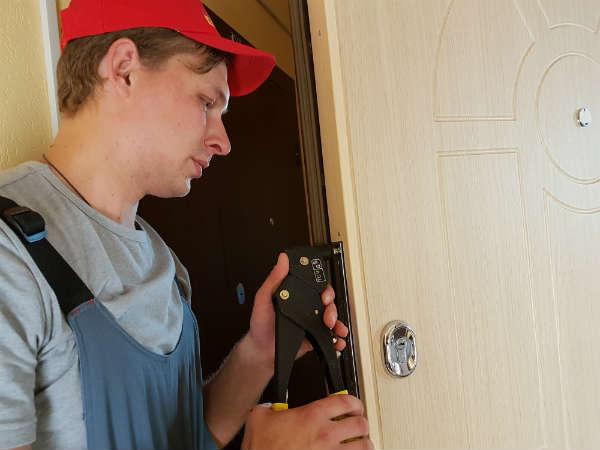 ремонт дверей в Подольске